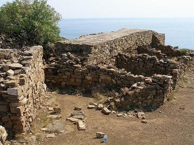 крепость Кутлак в Крыму
