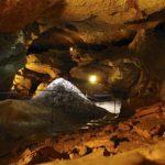 Пещера Трехглазка — настоящий ледовый дворец на Ай-Петри