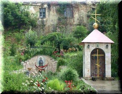 топловский монастырь в крыму фото