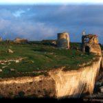 Руины крепости Каламита — древняя памятка Инкермана