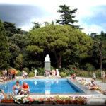 Массандровский парк — очередной шедевр ландшафтного искусства Крыма
