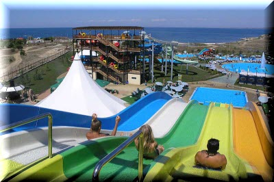 аквапарк зурбаган севастополь фото