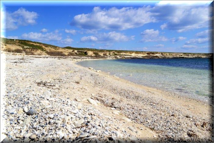 дикие пляжи тарханкута