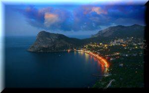 гостевые дома Новый Свет Крым