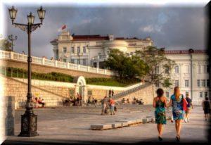 хостелы в центре Севастополя