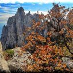 Особенности погоды в Крыму в ноябре