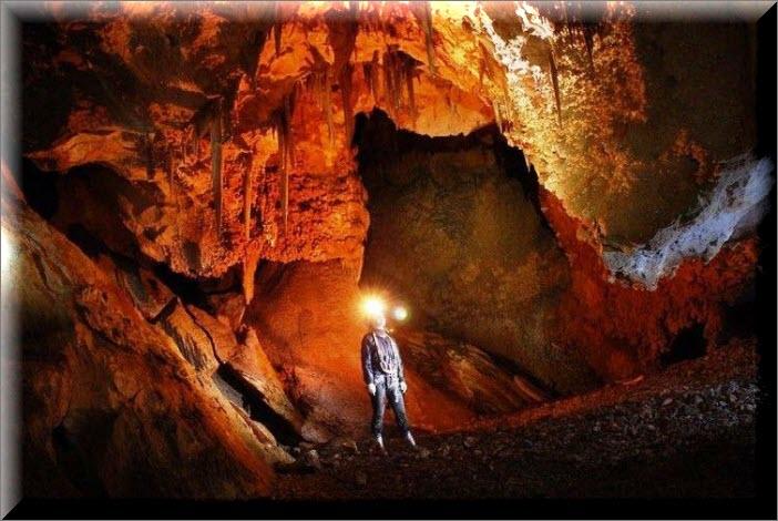крым пещера солдатская