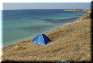 отдых в крыму на диком пляже