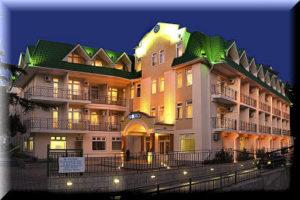 отель норд в партените