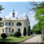 Парк-отель «Романова»: отдых в Евпатории среди красивой архитектуры