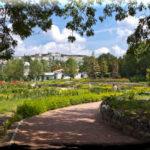 Салгирка — парк графа Воронцова в Симферополе