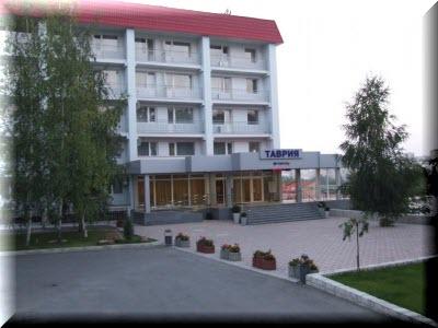 симферополь гостиница таврия