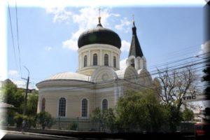 Петропавловский собор в Симферополе