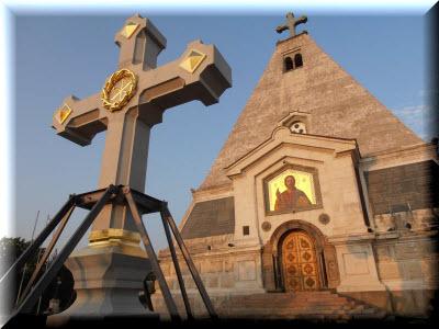 Свято-Никольский храм в Севастополе фото