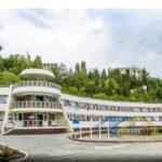 «Ателика Морской Уголок» — лучший курортный отель Алушты