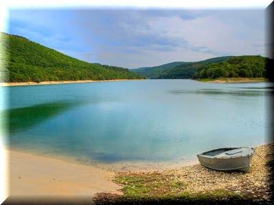 балановское водохранилище рыбалка