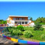 «Чайка» — один из лучших детских санаториев Евпатории