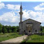 Мечеть в Старом Крыму — напоминание об ордынской Тавриде
