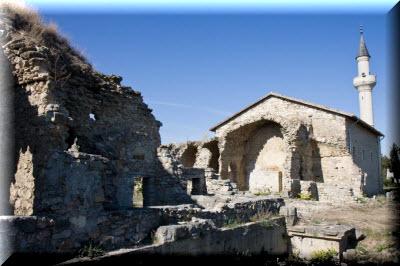 мечеть в старом крыму