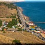 Поселок Морское: романтика в долине виноградников Крыма