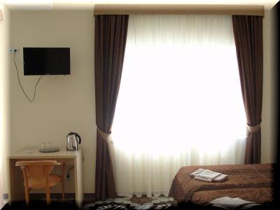 отель лермонтов симферополь - в номере