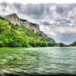 Девичье озеро — необычное украшение пещерного города Мангуп-Кале