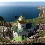 Свято-Георгиевский монастырь — важнейшая святыня на мысе Фиолент