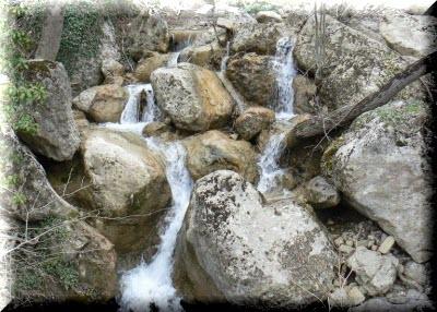 ускутские водопады крыма фото