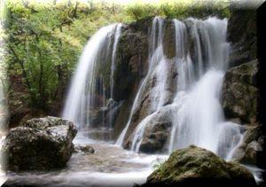 водопады крыма красивые