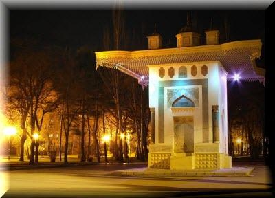 фонтан айвазовского в феодосии фото и адрес