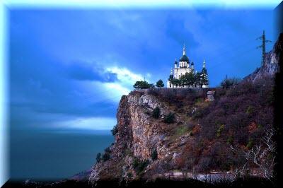 форос церковь воскресения христова