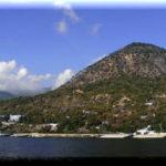 Гора Кастель — замечательный памятник природы близ Алушты