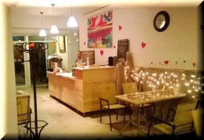 гостевой дом терраццо симферополь кафе