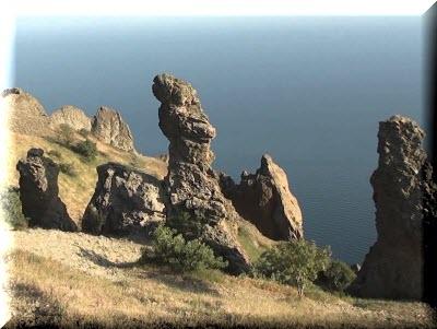 карадагский природный заповедник фото