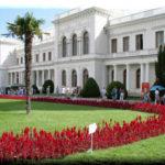Ливадийский дворец — общепризнанный шедевр Южного берега Крыма