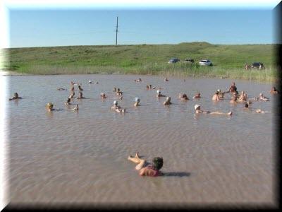 озеро сиваш крым грязи