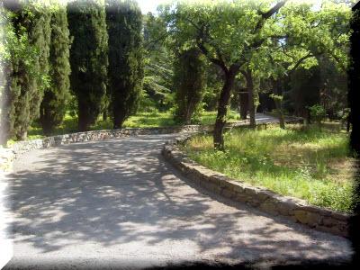 парк чаир где находится
