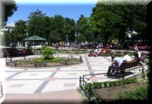 парк тренева симферополь