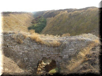перекоп крепость Армянск