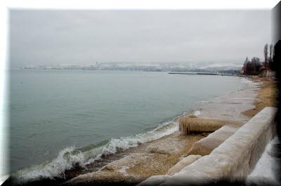 погода на востоке крыма в январе