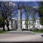 Семинарский сквер — одна из зеленых «жемчужин» Симферополя