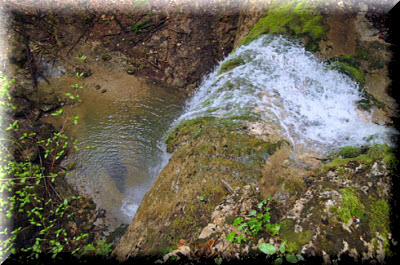 водопад суаткан в крыму