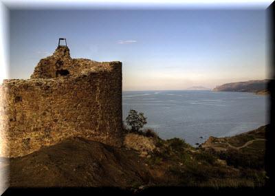 чобан куле башня