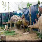 Динопарк — мини-парк Юрского периода в Евпатории