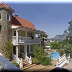 ТОП-5 частных отелей в курортном поселке Гурзуф