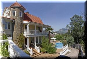 гурзуф гостевые дома и частные гостиницы