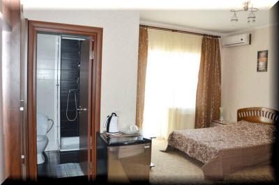 крым николаевка отель амазонка