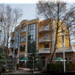 «Даяна» — солидная трехзвездочная гостиница в Симферополе