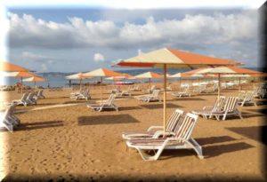 отели Феодосии с собственным пляжем и бассейном
