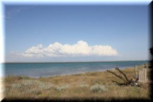 ойбурское озеро в крыму